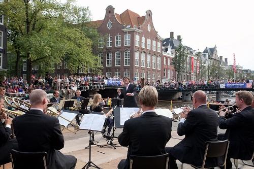 canal festival amsterdam