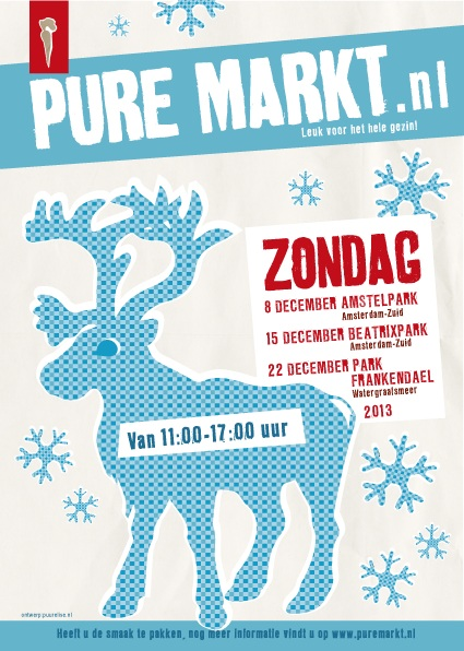 Pure Market flyer