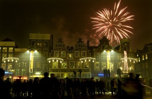 new years eve in amsterdam
