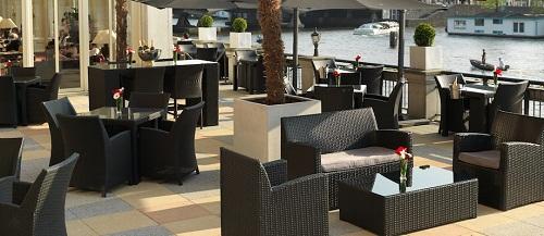 amstel hotel brunch