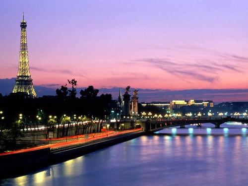 Paris Europe
