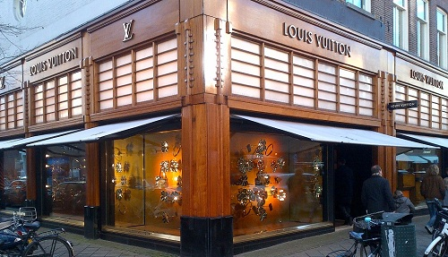 louis vuitton shop pc hooft straat