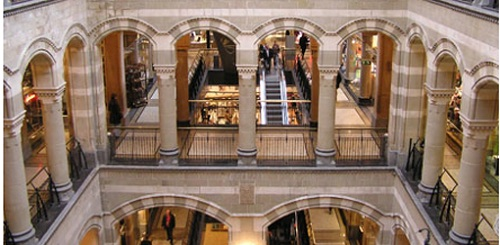 magna plaza shopping mall