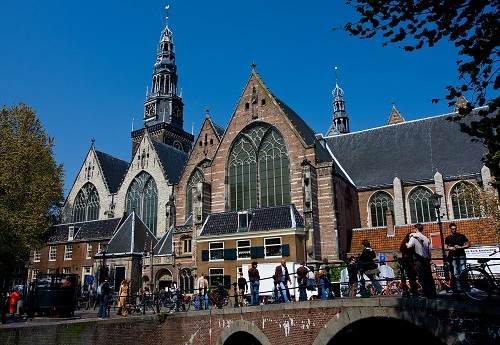 oude kerk top 10 sights