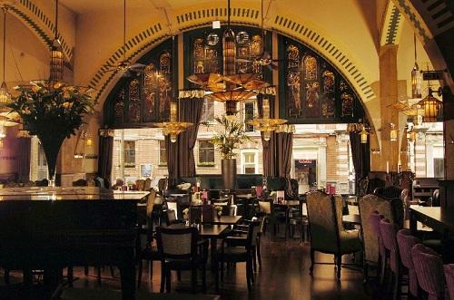 restaurant american hotel